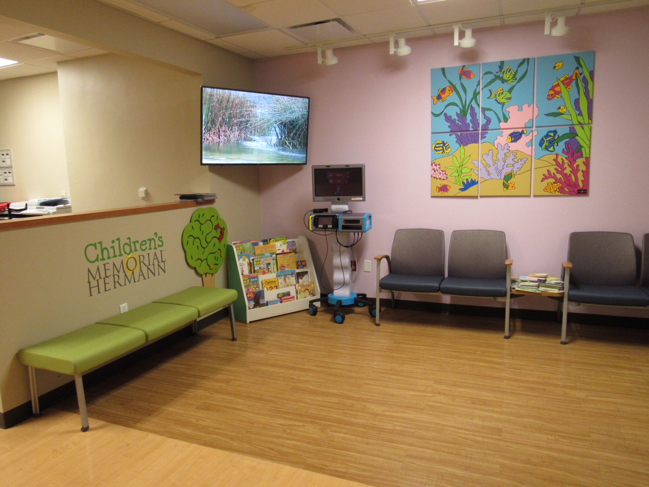 Memorial Hermann Katy Opens New 24/7 Pediatric Emergency Center and Inpatient Care Unit Photo - Click Here to See